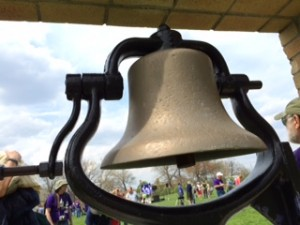 Victory Bell, Kent State University