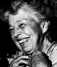 Eleanor Roosevelt Credit: Eleanor Roosevelt Center at Val-Kill