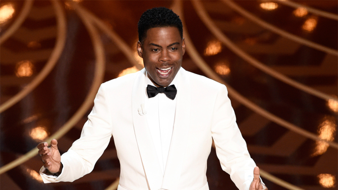 Oscars Host Chris Rock, variety.com