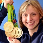 Katie Ledecky  Photo: cnbc.com