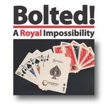 BOLTED! - A Royal Impossibility!