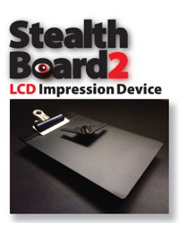 Stealthboard2 LCD Impression Device
