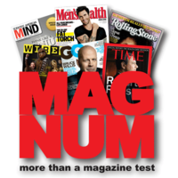 Magnum is much more than an amazing magazine test –  it's a complete 5-10 minute act!