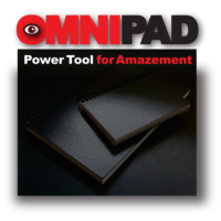 "OmniPad is your ""power tool"" to perform amazing magic and mentalism effects!"